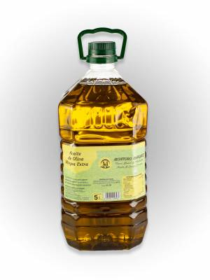 Extra Virgin Olive Oil Variety Multivarietal Cold Extraction - 5 L.