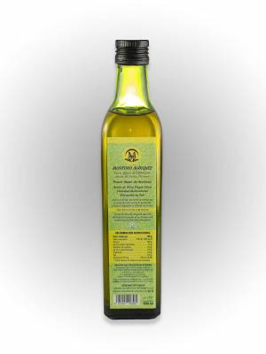 Extra Virgin Olive Oil Variety Multivarietal Cold Extraction - 500 ml.